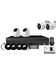 KIT de cámaras de seguridad XVRA2004D4