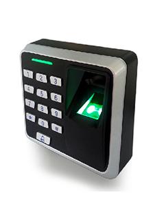 F01/ID sistema de control de acceso por huella dactilar