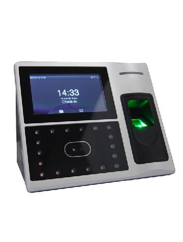 FA1-H / Terminal Multibiométrica Facial para el control de acceso y de asistencia